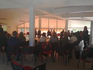 """Seminaras """"Kultūros valdymo kaitos veiksniai ir kryptys"""""""