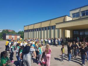 """2018 Kelmės rajono pradinių klasių mokytojų metodinė diena """"Patirčių dėlionė"""""""