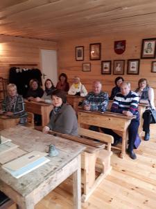 2018 Istorijos mokytojų edukacinė išvyka į Žalpius