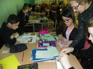 Metodinė socialinių mokslų diena gimnazijoje
