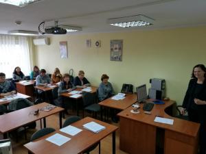 """Seminaras """"Gabių vaikų ugdymas pagrindinio ugdymo koncentuose"""""""