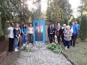 2018 Minint Lietuvos žydų genocido aukų dieną