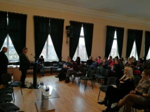 """2019-02-20 Seminaras """"Kaip pagerinti vaikų socialinį elgesį"""""""