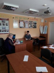 """2019 """"Tradicinių ir inovatyvių metodų taikymas rusų kalbos pamokose, ugdant mokinių kalbinius gebėjimus"""""""