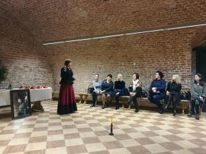 2019 Socialinių pedagogų metodinė diena Kelmės dvaro muziejuje